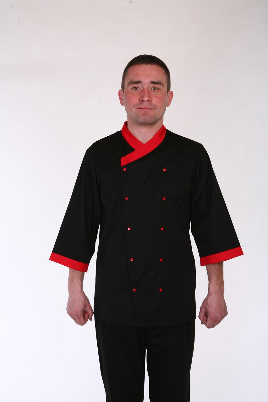 Костюм повара мужской 22117 (батист)