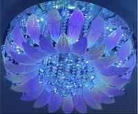 Люстра Мегасвет 80886/500 CR+LED+RGB