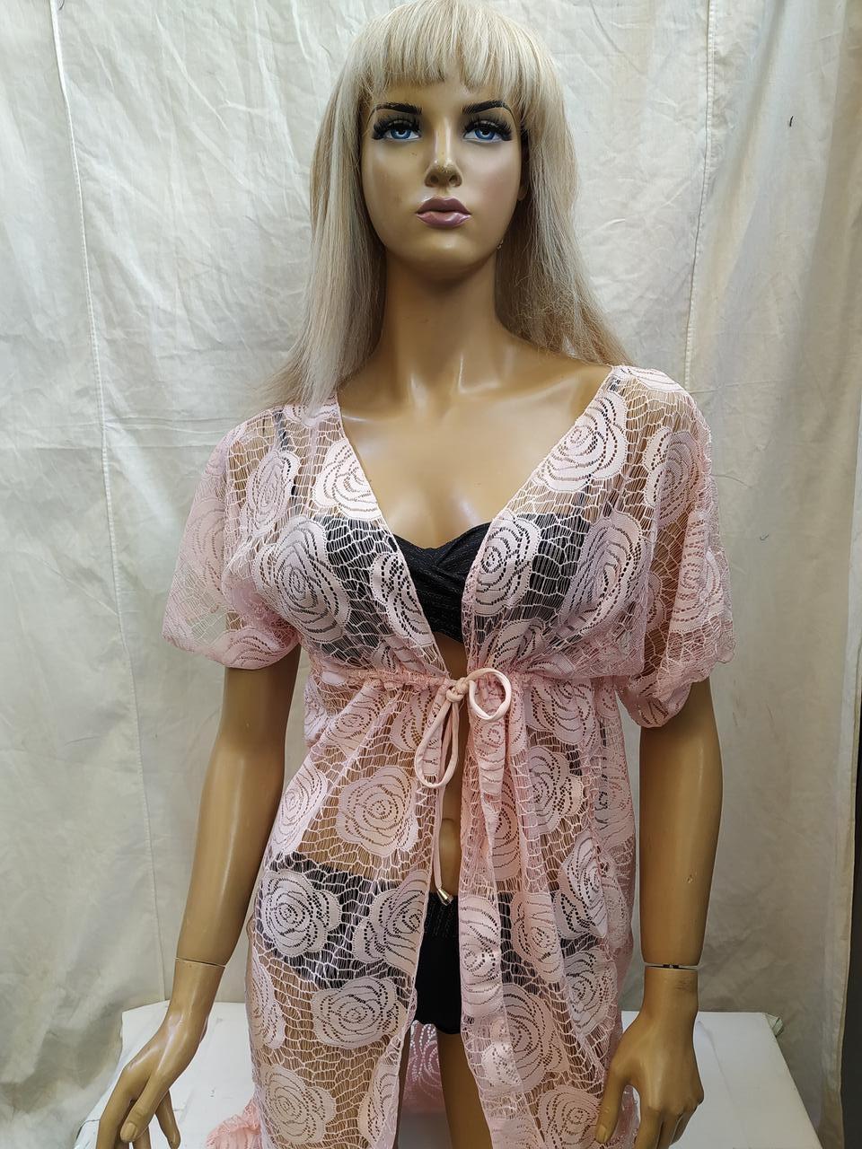 Туника Амфора 161000 розовый (есть 46 48 50 52 54 размеры)