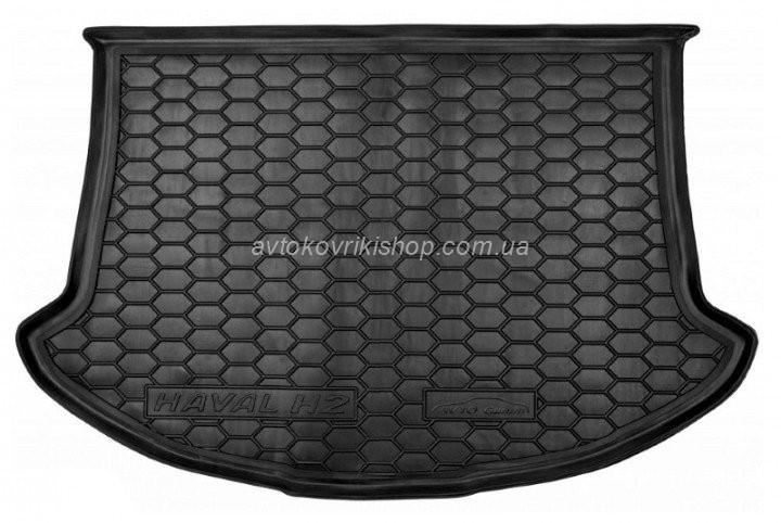Резиновый коврик багажника Great Wall Haval H2 2018- Avto-Gumm