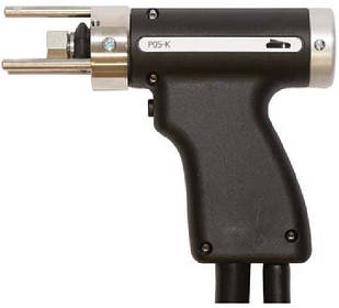 Зварювальний пістолет HRUSCHKA P05K для приварювання шпильок методом конденсаторного зварювання