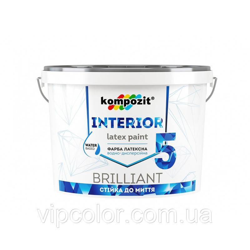 Kompozit Інтер'єрна фарба матова INTERIOR 5 7кг