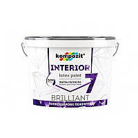 Kompozit Краска для стен и потолков INTERIOR 7 База С 7кг