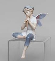 """Порцелянова статуетка на полицю """"Фея"""" (Pavone) JP-49/ 8"""
