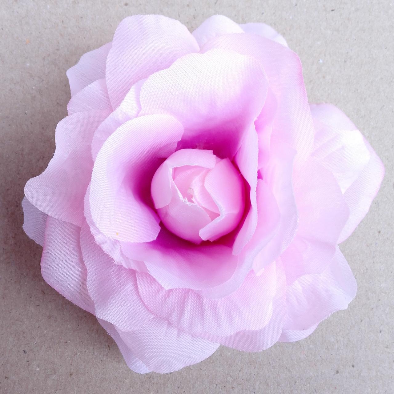 Головка розы раскрытая 9 см