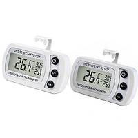 Комплект 2 х цифровой термометр Unigear RT-2W для холодильника, морозильника (-20 to 50°C), фото 1