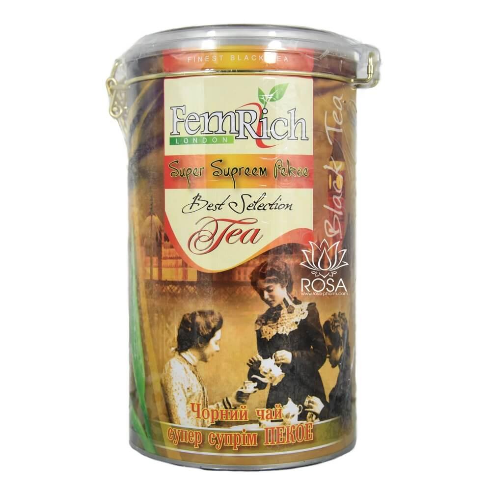 Чай чорний Супер Супрім Пеко (Super Supreem Pekoe), 350 грам