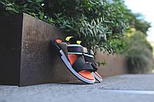 Мужские сандали Adidas Y-3 KAOHE SANDAL Black/Blue/Yellow/Orange B23722,  Адидас У-3, фото 2