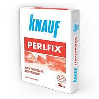 Клей гипсовый монтажный для гипсокартона Knauf Perlfix, 30 кг