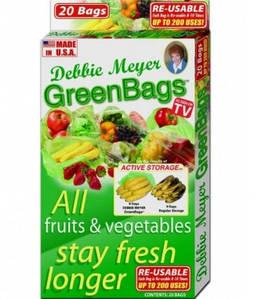 Пакеты Для Еды Green Bags