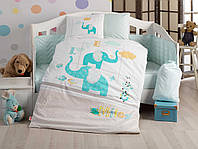 Комплект детского постельного Hobby 100х150 поплин D322837