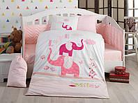 Комплект детского постельного Hobby 100х150 поплин D144415