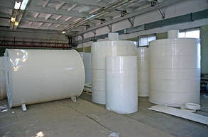 Пластиковые резервуары, фото 2