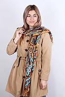 Красочный женский шарф