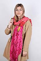 Красочный шарф весна-лето