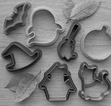 Набор Формочек-вырубок для пряников Хэллоуин №4