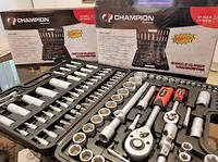 Набор ключей 108 элемента Champion CP-008S