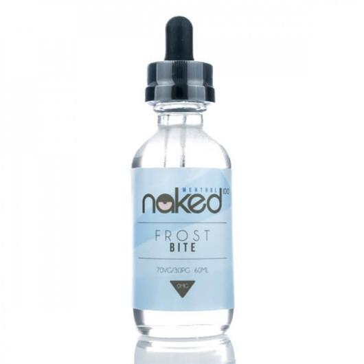 Жидкость для электронных сигарет | Премиум жидкость Naked Frost Bite 60 ml