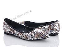 Балетки женские MD H12-20 (36-41) - купить оптом на 7км в одессе