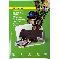 Фотобумага матовая, А4, 180 гм², 20 листов BM.2225-4020 Buromax (импорт)