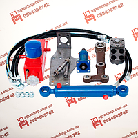 Комплект переоборудование рулевого управления ЮМЗ 6 мал. кабина