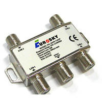 Коммутатор DiSEqC 4x1 EUROSKY DSW-7107
