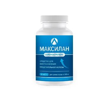 МАКСИЛАН − капсулы от простатита