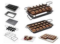 Набор Форма для Выпечки Perfect Brownie Перфект Брауни