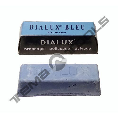 Паста полировальная Dialux Bleu 110 г синяя