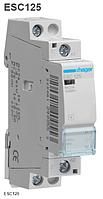 Контактор модульный ESC125 Hager 25А 230V 1 NO