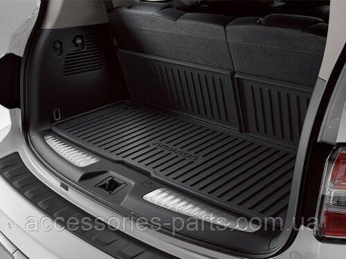 Коврики багажного отделения Nissan Armada 17-2019 Новый Оригинальный