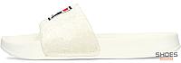 Женские тапочки Fila Slippers Fur White FS1SLA2006F, Фила слиперс