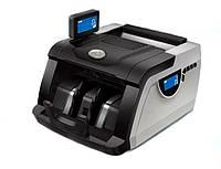 🔝 Машинка для рахування грошей, UKC 6200, лічильник банкнот, з УФ і магнітним детектором | 🎁% 🚚