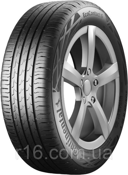 185/60 R14 Continental EcoContact 6 82H Португалия 19 год