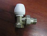 Кран радиаторный 1/2 угловой ИКМА