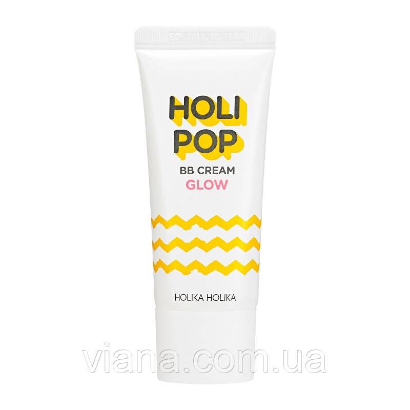 ВВ-крем для сияния кожи  Holika Holika Holipop BB Cream Glow  30 мл