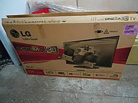 """Телевизор 47"""" LG 47LM580T на запчасти разбита матрица"""