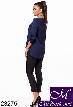 Красивая женская блуза (р. S, M, XL, XXL) арт. 23275, фото 2