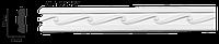 Молдинг для стен с орнаментом Classic Home HM-33037, лепной декор из полиуретана