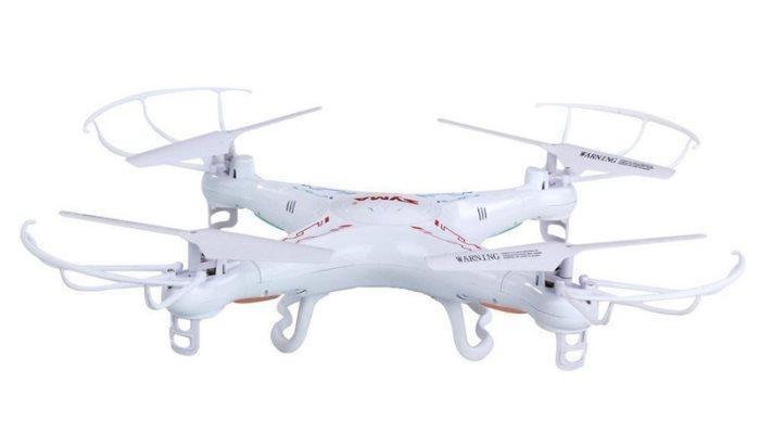 Квадрокоптер Quadcopter Drone Haoboss 3-D Stunt Fly 8969 X5C Дрон