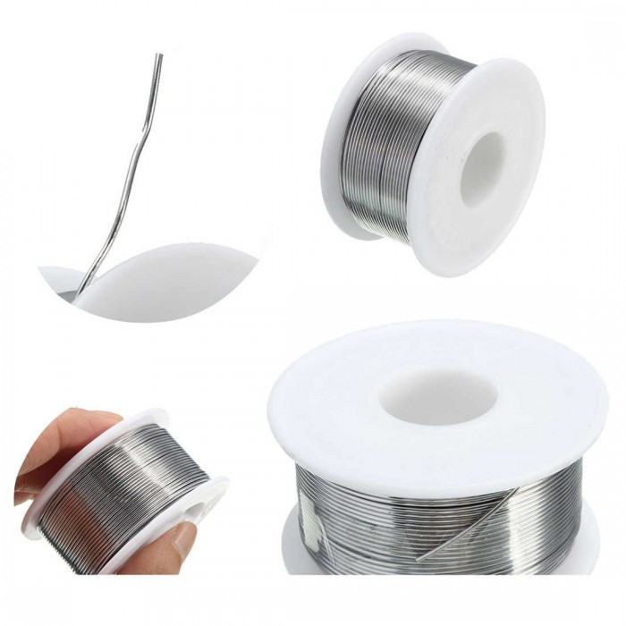 Припой в катушке из олова с флюсом 60g Super solder wire (РК-46318)