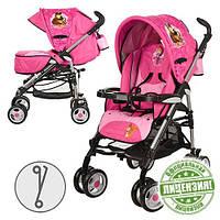 """Детская коляска детская MM 0068-2 """"Маша и Медведь"""""""