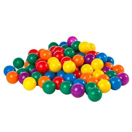 Шарики для сухого бассейна 500 шт 8 см