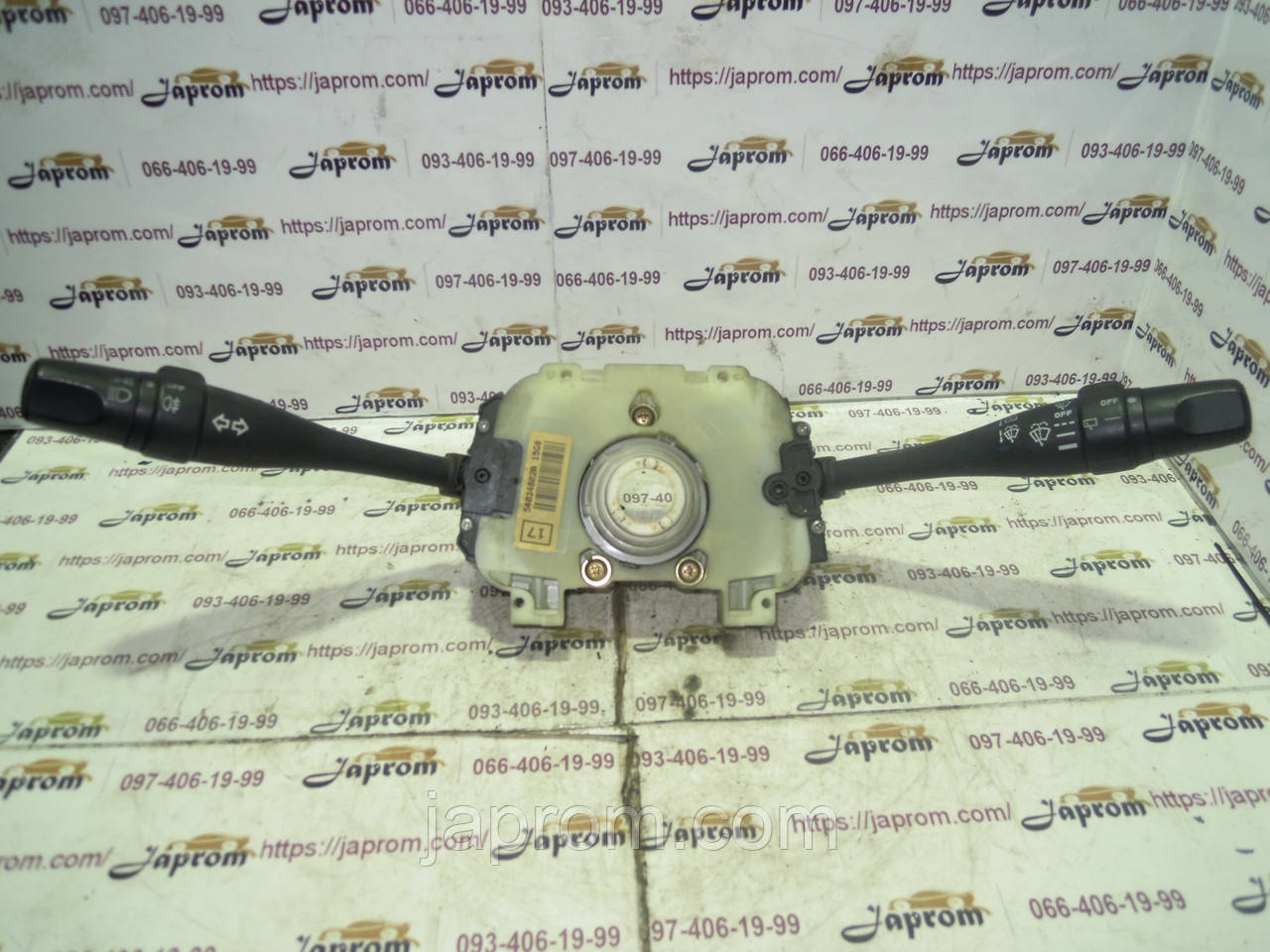 Подрулевой переключатель светафар и двоников Nissan Micra K11 1992-2002г.в. под Airbag 54034602A