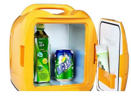 Автомобильный Холодильник С Функцией Нагрева Car Cooler and Warmer Box D008 7 л