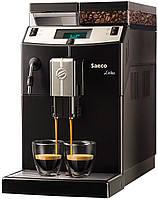 Автоматична кофемашина Saeco Lirika Black (RI9840/01)
