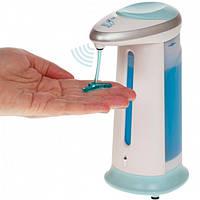 Сенсорный дозатор для мыла, мыльница Soap magic диспенсер 300 мл
