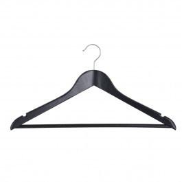 Плечики вешалка для одежды Everyday (черный), ТМ Viland
