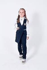 Брючный костюм для школы