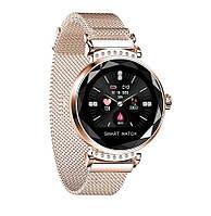 Смарт-часы H2 smartwatch gold original